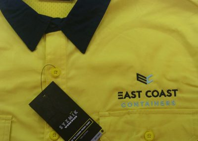East Coast Containers Hi-Vis