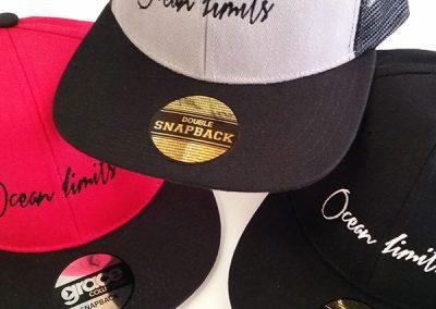 Ocean Limits Hats