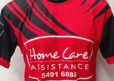 Home Care Assistance Dye Sublimation