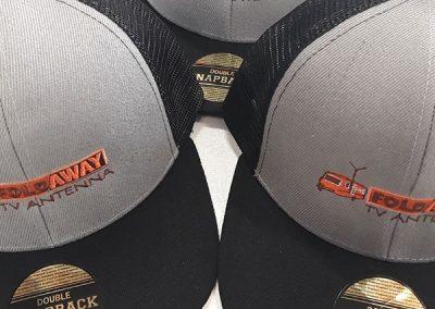 Foldaway Hats
