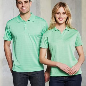 Wasabi green polo