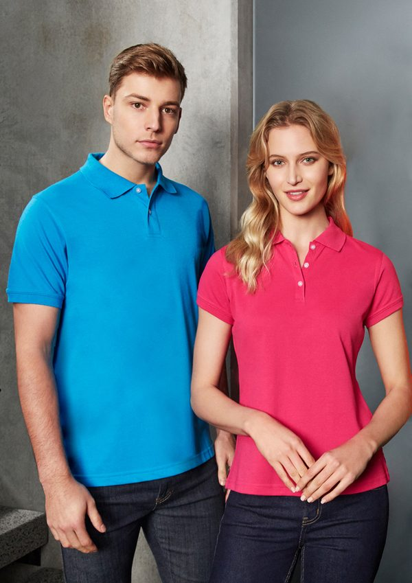 Royal polo and Pink polo