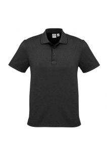 Graphite black polo