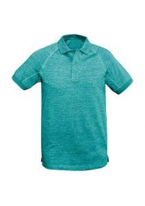 Turquoise polo