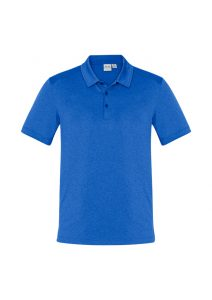 Aero Polo - Electric Blue Colour