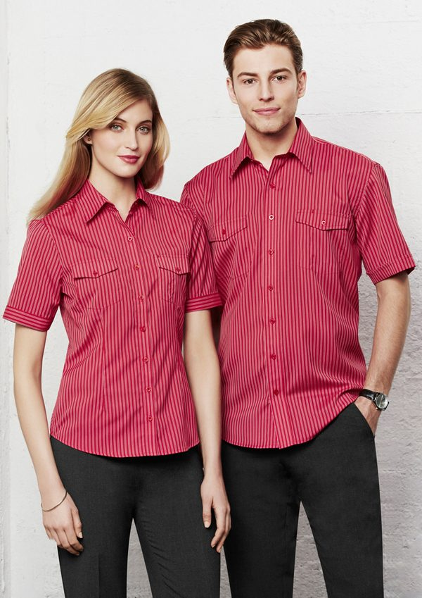 Red Shirt worn
