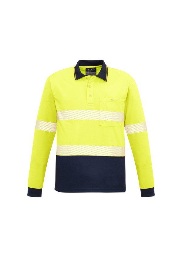 Yellow/Navy Polo