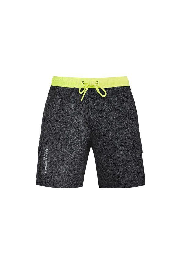 Grey Marle Board Short