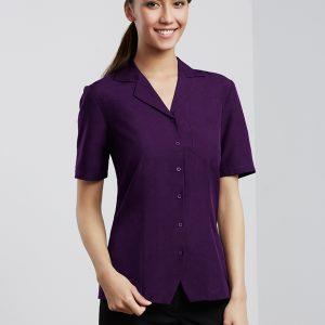Grape shirt worn