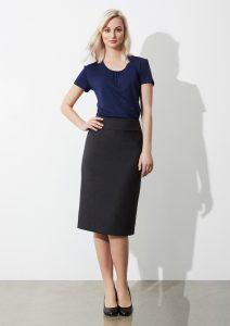 Skirt worn